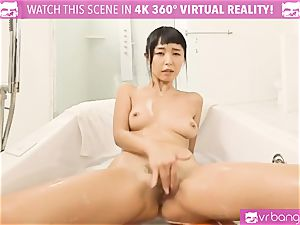 VR PORN-Totally shocking squirting