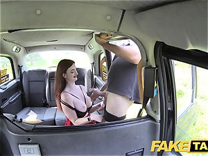 fake cab Olive skin sandy-haired in undergarments