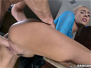 manmeat hungry blondie Janice Griffith