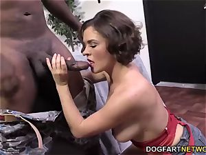 Krissy Lynn Having tough interracial ass-fuck fuck-a-thon