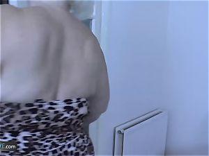 AgedLovE Mature ash-blonde Lacey Starr hardcore plow