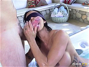OMG! I porked my hottest friend's huge-chested wild mom joy buttons Jade