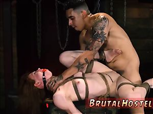 fabulous nubile 3some magnificent youthfull femmes, Alexa Nova and Kendall woods, take a train-ride