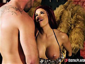 horny Jessa Rhodes poon fucked deep