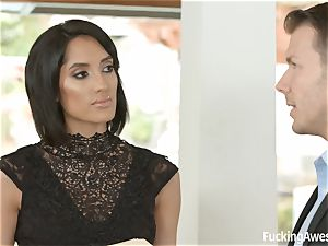 FuckingAwesome Chloe Amour gets pounded by MMA fighter