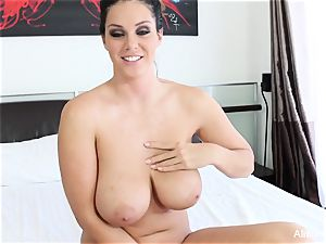 Interview with huge-chested sweetie Alison Tyler