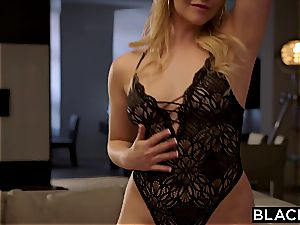 Mia Malkova gets her meaty milky butt plowed by dark-hued stick