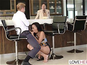 LoveHerFeet - Sneaky cheating sole bang-out With The Realtor