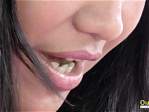 OldNannY Lacey star lesbian Theme stunning movie