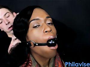 PHILAVISE- big ass black stunner Jade Lux