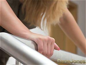 Dane Jones couple christen new home with sensual dt