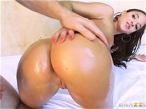Amirah Adara getting her tight tiny bum penetrated