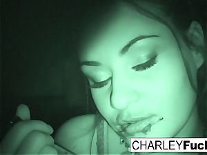 Charley's Night Vision first-timer intercourse