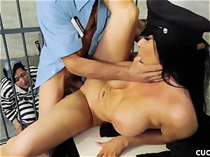 Romi Rain - My husband should know how to poke a real men