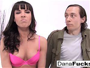 Dana gets bootie plowed by fat fuckpole Owen