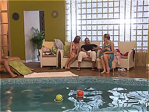 super-naughty pool soiree part 3
